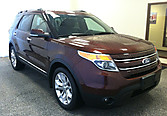 Ford Explorer Limited 2012