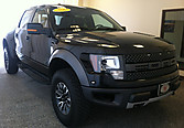 Ford F-150 SVT Raptor 2012