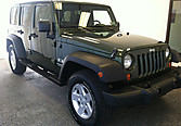Jeep Wrangler Unlimited X 2007