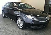 LINCOLN MKS EcoBoost 2013