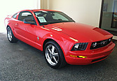Ford Mustang Deluxe 2006