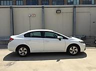 2014 Honda Civic Sdn 4dr CVT LX New York NY