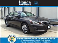 2011 Honda Accord Sdn EX-l New York NY