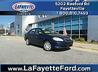 2007 Toyota Corolla CE Fayetteville NC