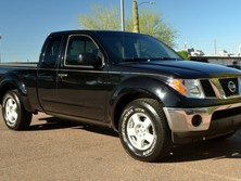 Nissan Frontier SE KING CAB V6 AUTO 2WD 2006