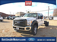 2015 Ford Super Duty F-450 DRW XL 200 4x4 Crew Chassis Cab 84 CA Billings MT