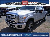 2015 Ford Super Duty F-350 SRW Lariat Platinum 6.7L V8 Turbo Diesel Billings MT