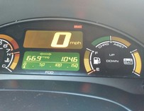 2005 Honda Insight 5-speed