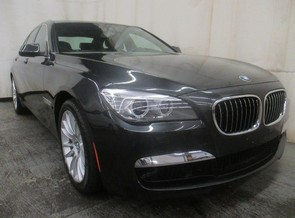 2013 BMW 7 Series 750i xDrive Wappingers Falls NY