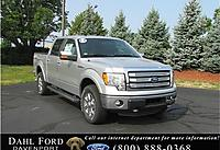 Ford F-150 Lariat 4x4 SuperCrew Cab Styleside 5.5 ft. box 145 in. WB 2014