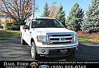 Ford F-150 XLT 4x2 Regular Cab Styleside 8 ft. box 145 in. WB 2014