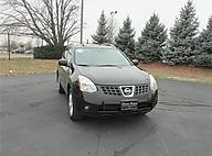 2008 Nissan Rogue SL (50 State) (CVT)  All-wheel Drive Davenport IA
