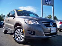 2009 Volkswagen Tiguan SE   All-wheel Drive 4Motion Rochester NH