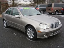 Mercedes-Benz C-Class C280 Luxury Sedan 2006