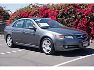 2008 Acura TL 5-Speed AT Riverside CA