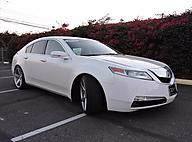 2010 Acura TL 5-Speed AT with Tech Package Riverside CA
