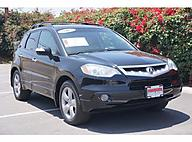 2007 Acura RDX 5-Spd AT with Technology Package Riverside CA
