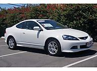 2005 Acura RSX Coupe with 5-speed AT and Leather Riverside CA