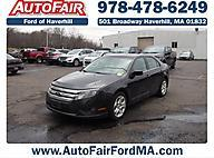 2011 Ford Fusion 4dr Sdn SE FWD  NH