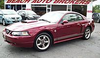 Ford Mustang 2dr Cpe GT Premium 2004
