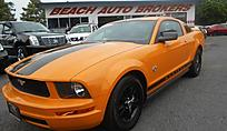Ford Mustang 2dr Cpe Premium 2009