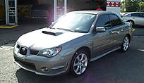 Subaru Impreza 2.5 WRX Manual 2006