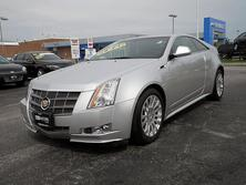 Cadillac CTS 2dr Cpe Performance AWD 2011