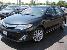 Toyota Camry 4dr Sdn I4 Auto XLE (Natl) 2012