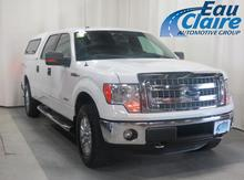 2013 Ford F-150 4WD SuperCrew 145 XLT Eau Claire WI