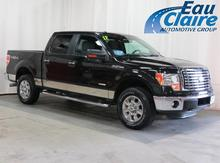 2012 Ford F-150 4WD SuperCrew 157 XLT Eau Claire WI