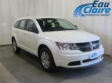 2015 Dodge Journey FWD 4dr American Value Pkg Eau Claire WI