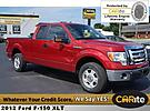 2012 Ford F-150 2WD SuperCab 145 FX2