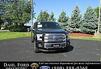 Ford F-150 4WD SuperCrew 145 Platinum 2015