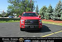 Ford F-150 4WD SuperCrew 145 Lariat 2015