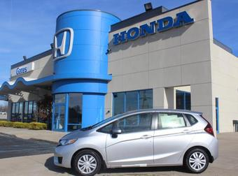 2016 Honda Fit 5dr HB CVT LX Richmond KY