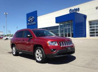 2011 Jeep Compass 4WD 4dr Richmond KY