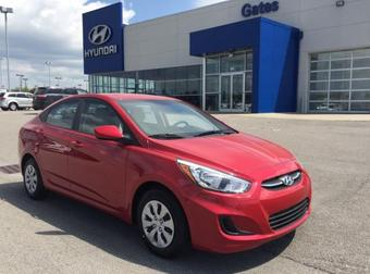 2016 Hyundai Accent 4dr Sdn Auto SE Richmond KY