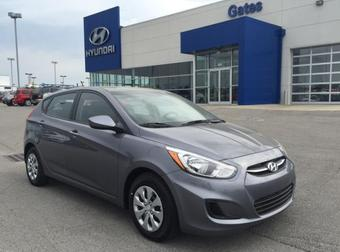2016 Hyundai Accent 5dr HB Auto SE Richmond KY