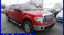 Ford F-150 4WD SuperCrew 145 XLT 2012