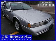 1995 Mercury Cougar 2dr Sedan XR7 Cedarville IL