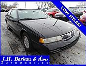 1995 Mercury Cougar 2dr Coupe XR7