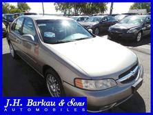 Nissan Altima 4dr Sdn GXE Auto 2001