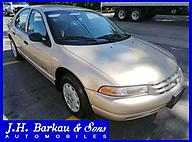 1999 Plymouth Breeze 4 speed A/T 2.4 L Cedarville IL