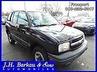 2001 Chevrolet Tracker 4dr Hardtop 2WD Base Cedarville IL