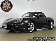 2004 Porsche Boxster 2dr Roadster S 6-Spd Manual Chicago IL