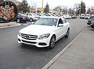 2015 Mercedes-Benz C-Class 4dr Sdn C300 4MATIC Chicago IL