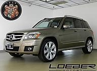 2010 Mercedes-Benz GLK-Class 4MATIC 4dr GLK350 Chicago IL