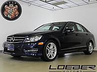 2014 Mercedes-Benz C-Class 4dr Sdn C300 Sport 4MATIC Chicago IL