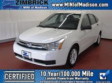 2010 Ford Focus 4dr Sdn SE Madison WI