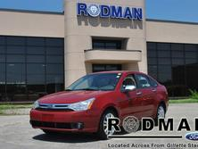 Ford Focus 4dr Sdn SEL 2010